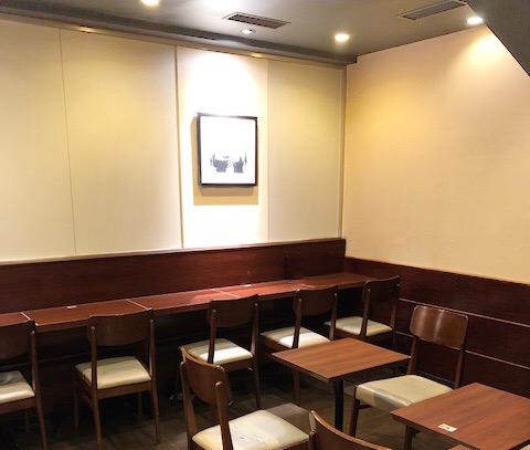 ドトール・コーヒーショップ 平塚ユーユー駅前館店の倉庫脇